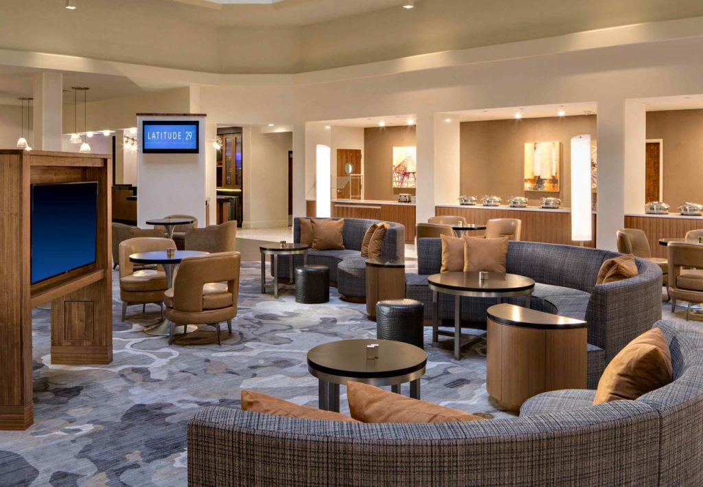 Houston Marriott South at Hobby Airport, TX 77017 near William P. Hobby Airport View Point 8