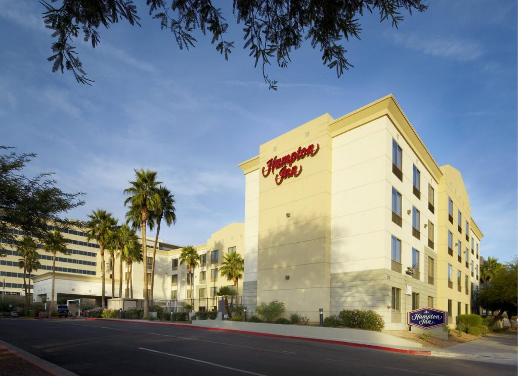 Hampton Inn Phoenix-Biltmore, AZ 85016 near Sky Harbor International Airport View Point 1