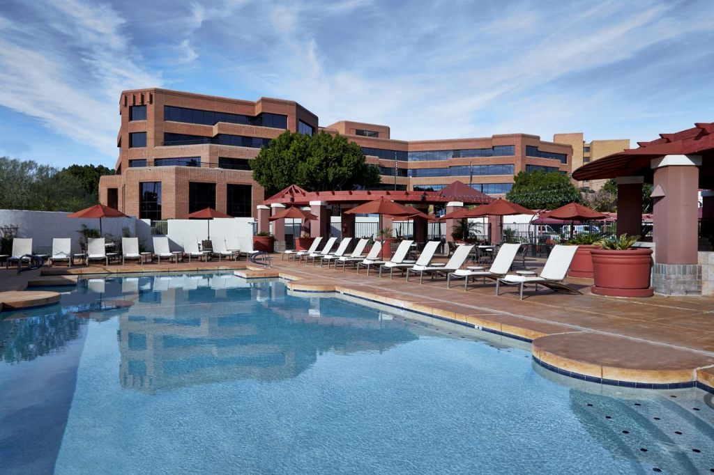 Hilton Garden Inn Scottsdale Old Town, AZ 85251 near Sky Harbor International Airport View Point 6