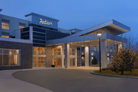 Radisson Hotel and Conference Center Calgary Airport