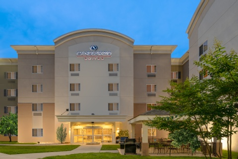 Candlewood Suites Hotel Arundel Mills BWI Airport, MD 21076 near Baltimore-washington International Thurgood Marshall Airport View Point 17
