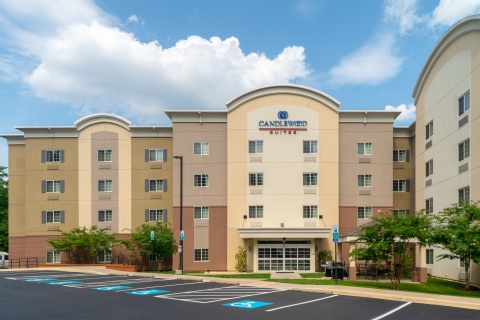 Candlewood Suites Hotel Arundel Mills BWI Airport, MD 21076 near Baltimore-washington International Thurgood Marshall Airport View Point 16