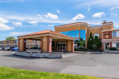 Quality Inn & Suites Albany Airport, NY 12110-2505 near Albany International Airport View Point 28