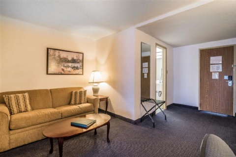 Quality Inn & Suites Albany Airport, NY 12110-2505 near Albany International Airport View Point 13