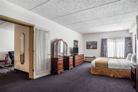 Quality Inn & Suites Albany Airport, NY 12110-2505 near Albany International Airport View Point 7