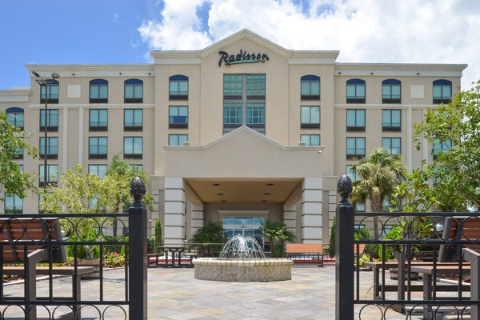 RADISSON NEW ORLEANS AIRPORT