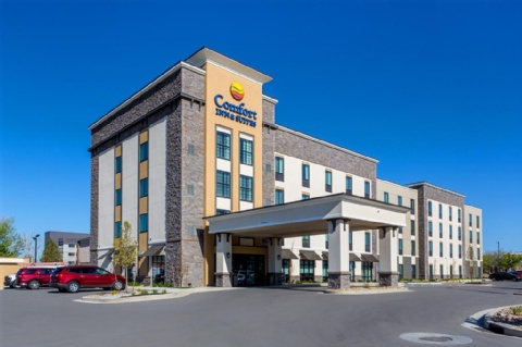 Comfort Inn and Suites Salt Lake City Airport