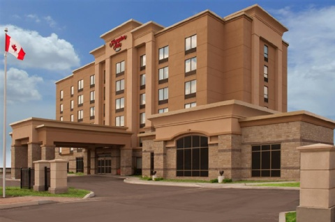 The Hampton Inn by Hilton Brampton Toronto, ON L6T 000