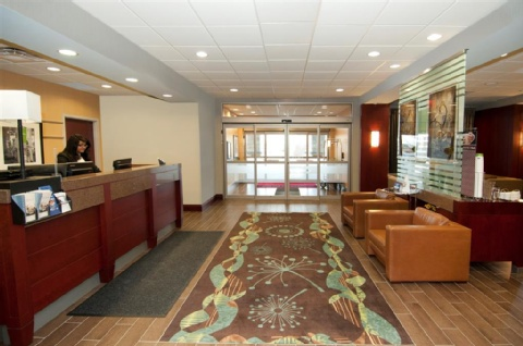The Hampton Inn by Hilton Brampton Toronto, ON L6T 000 near Toronto Pearson International Airport View Point 15