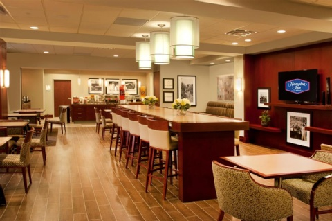 The Hampton Inn by Hilton Brampton Toronto, ON L6T 000 near Toronto Pearson International Airport View Point 12