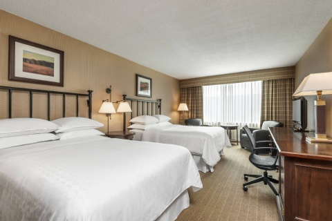 Sheraton Gateway Hotel in Toronto International Airport, ON L5P 1C4 near Toronto Pearson International Airport View Point 7