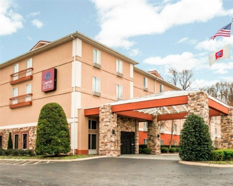 COMFORT SUITES AIRPORT, TN 37214 near Nashville International Airport View Point 1