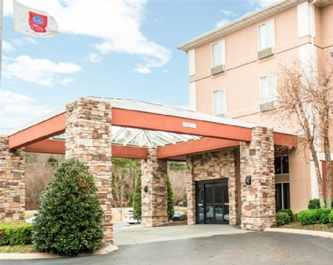 COMFORT SUITES AIRPORT, TN 37214 near Nashville International Airport View Point 35