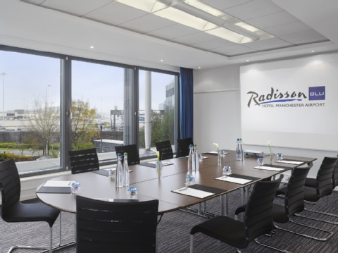 Radisson Blu Hotel Manchester Airport,  M90 3RA near Manchester Airport View Point 11