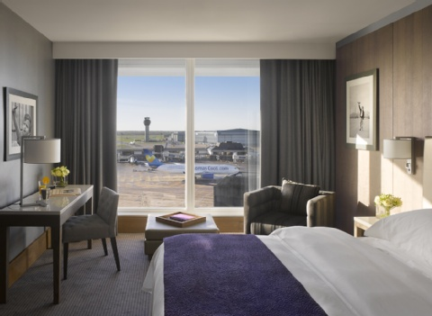 Radisson Blu Hotel Manchester Airport,  M90 3RA near Manchester Airport View Point 3
