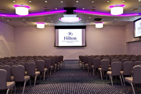 Hilton London Heathrow Airport Terminal 5,  SL3 0FF near Heathrow Airport View Point 32