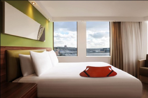 Hilton London Heathrow Airport Terminal 5,  SL3 0FF near Heathrow Airport View Point 23
