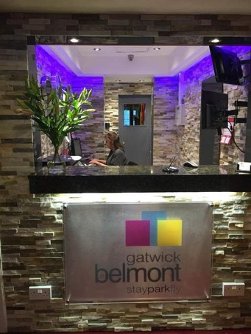 Gatwick Belmont Hotel,  RH6 7DS near Gatwick Airport View Point 21