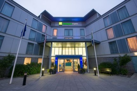 Holiday Inn Express London - Stansted Airport,  CM24 1PY near London Stansted Airport View Point 1