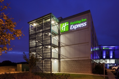 Holiday Inn Express London - Stansted Airport,  CM24 1PY near London Stansted Airport View Point 27