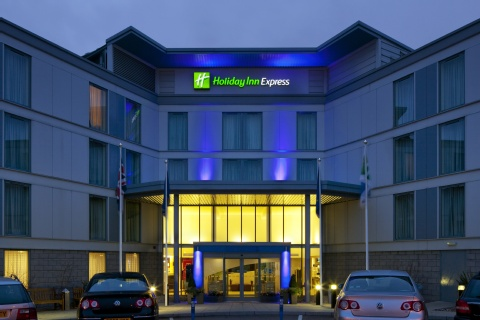 Holiday Inn Express London - Stansted Airport,  CM24 1PY near London Stansted Airport View Point 26