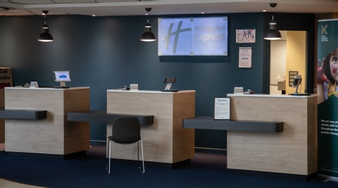 Holiday Inn Express London - Stansted Airport,  CM24 1PY near London Stansted Airport View Point 20