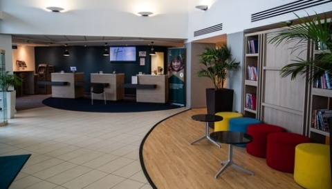 Holiday Inn Express London - Stansted Airport,  CM24 1PY near London Stansted Airport View Point 19