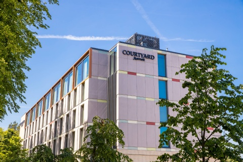 Courtyard by Marriott Edinburgh West,  EH14 4BA near  Edinburgh Airport View Point 1