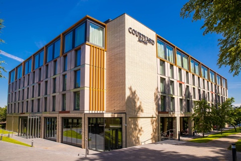 Courtyard by Marriott Edinburgh West,  EH14 4BA near  Edinburgh Airport View Point 29