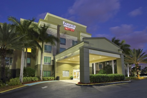 Fairfield Inn & Suites Ft. Lauderdale Airport-Cruise Port, FL 33312 near Fort Lauderdale-hollywood International Airport View Point 27