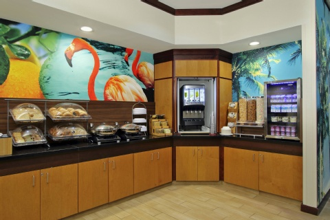 Fairfield Inn & Suites Ft. Lauderdale Airport-Cruise Port, FL 33312 near Fort Lauderdale-hollywood International Airport View Point 13