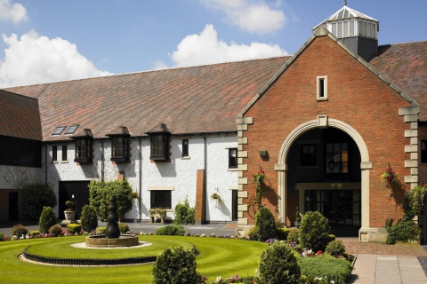 Forest of Arden Marriott Hotel & Country Club,  CV77HR near  Birmingham Airport View Point 14