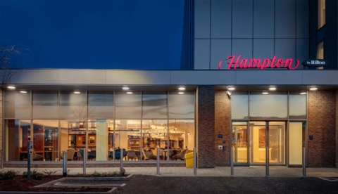 Hampton by Hilton Edinburgh Airport,  EH12 9DN near  Edinburgh Airport View Point 1