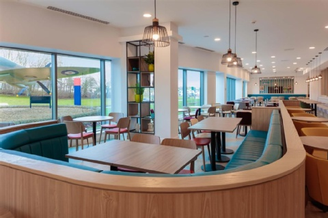 Hampton by Hilton Edinburgh Airport,  EH12 9DN near  Edinburgh Airport View Point 35