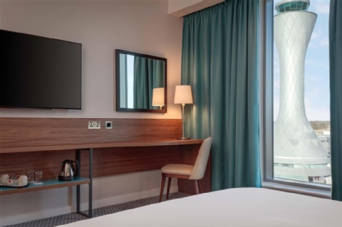 Hampton by Hilton Edinburgh Airport,  EH12 9DN near  Edinburgh Airport View Point 16