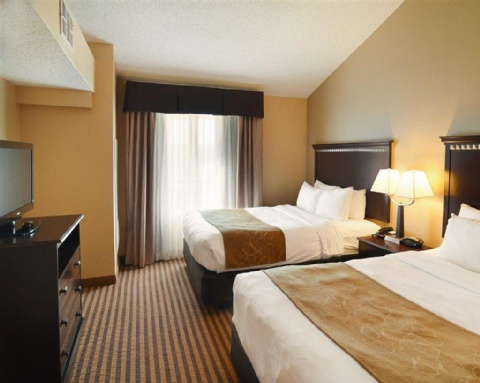 COMFORT SUITES DFW AIRPORT, TX 75063 near Dallas-fort Worth International Airport View Point 5