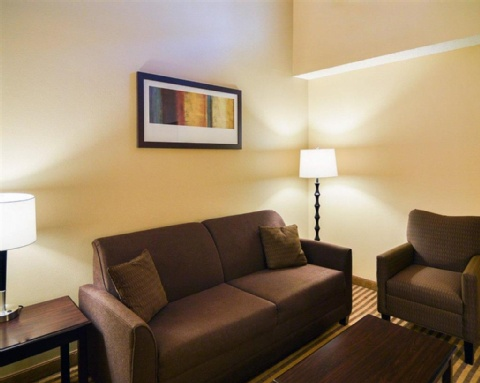 COMFORT SUITES DFW AIRPORT, TX 75063 near Dallas-fort Worth International Airport View Point 2
