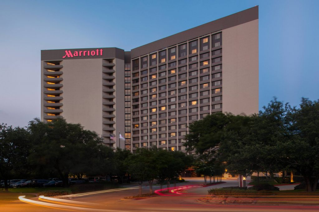 Dallas/Fort Worth Airport Marriott, TX 75063 near Dallas-fort Worth International Airport View Point 1