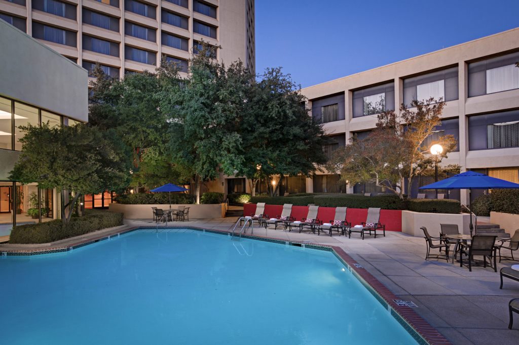 Dallas/Fort Worth Airport Marriott, TX 75063 near Dallas-fort Worth International Airport View Point 20