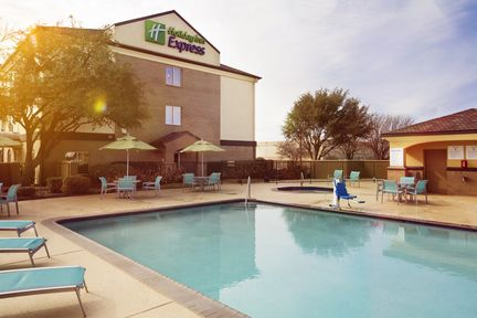Holiday Inn Express & Suites DFW Airport - Grapevine, TX 76051 near Dallas-fort Worth International Airport View Point 22