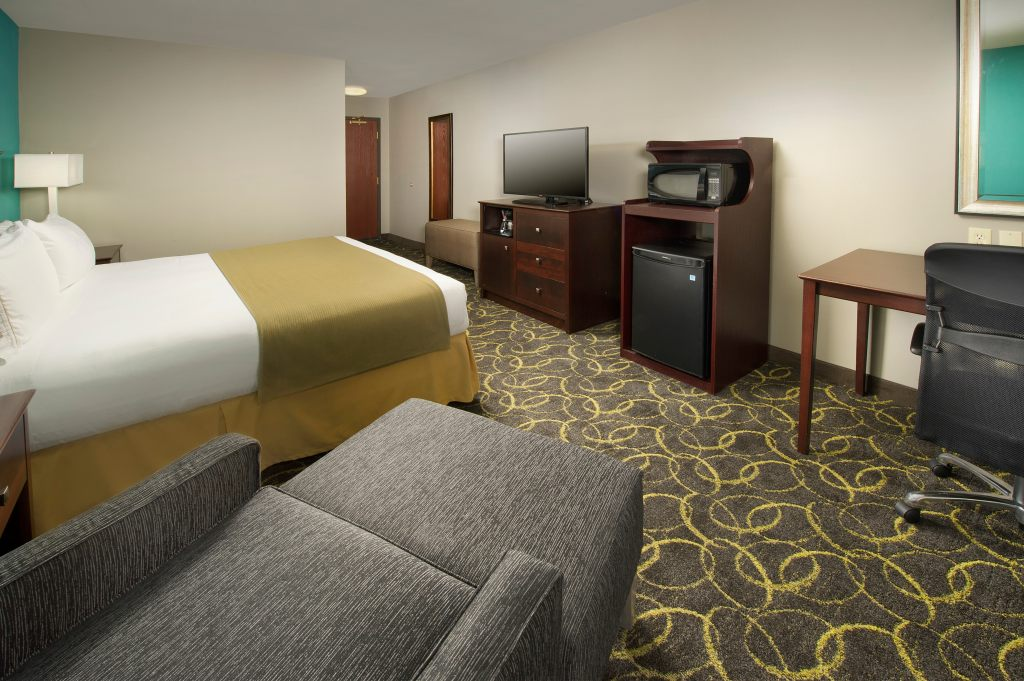 Holiday Inn Express & Suites DFW Airport - Grapevine, TX 76051 near Dallas-fort Worth International Airport View Point 9