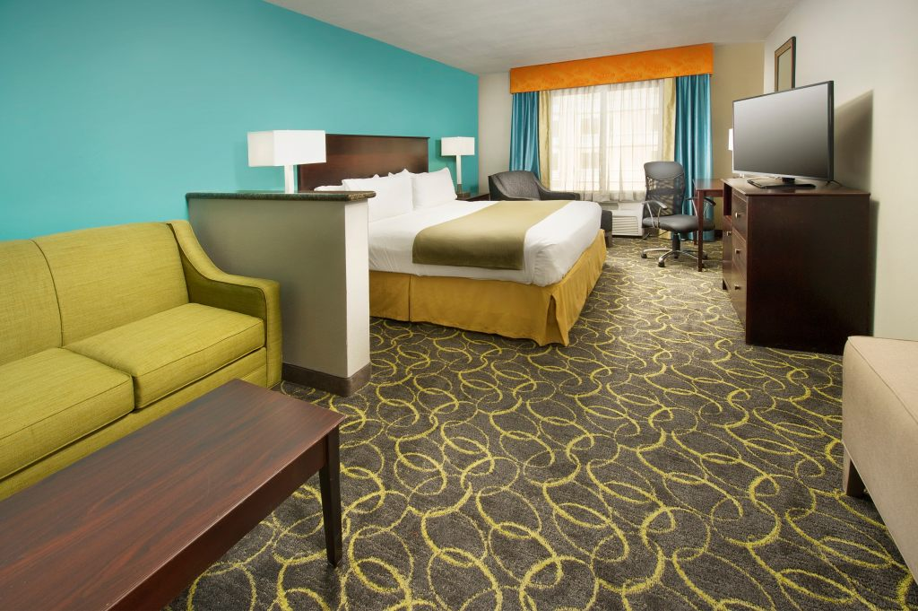 Holiday Inn Express & Suites DFW Airport - Grapevine, TX 76051 near Dallas-fort Worth International Airport View Point 8