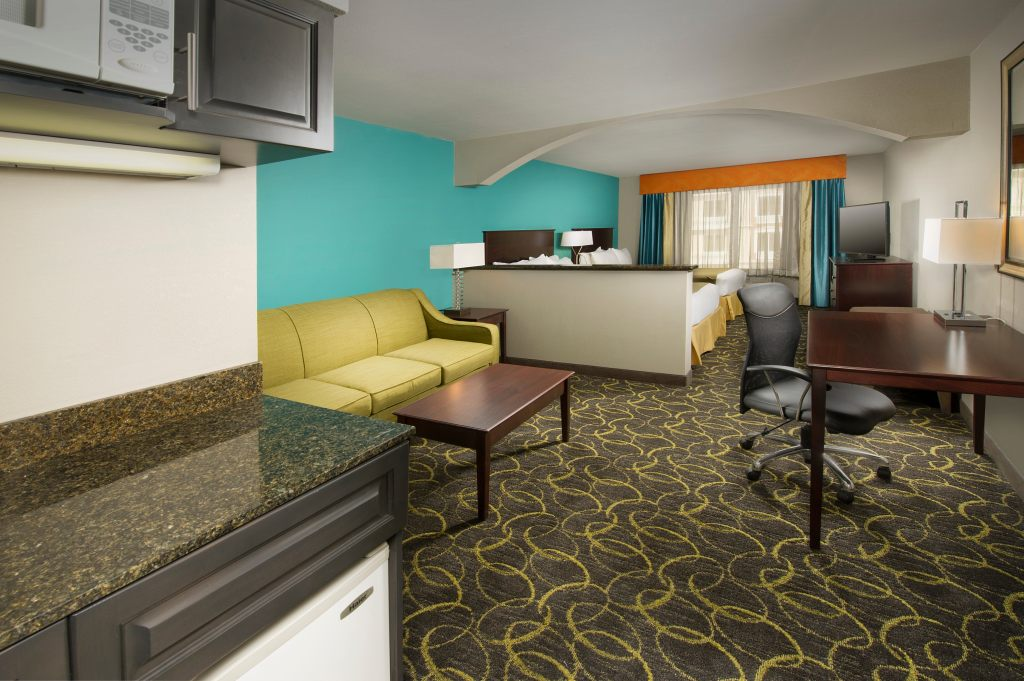 Holiday Inn Express & Suites DFW Airport - Grapevine, TX 76051 near Dallas-fort Worth International Airport View Point 6