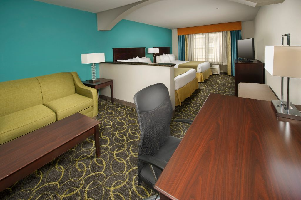 Holiday Inn Express & Suites DFW Airport - Grapevine, TX 76051 near Dallas-fort Worth International Airport View Point 3