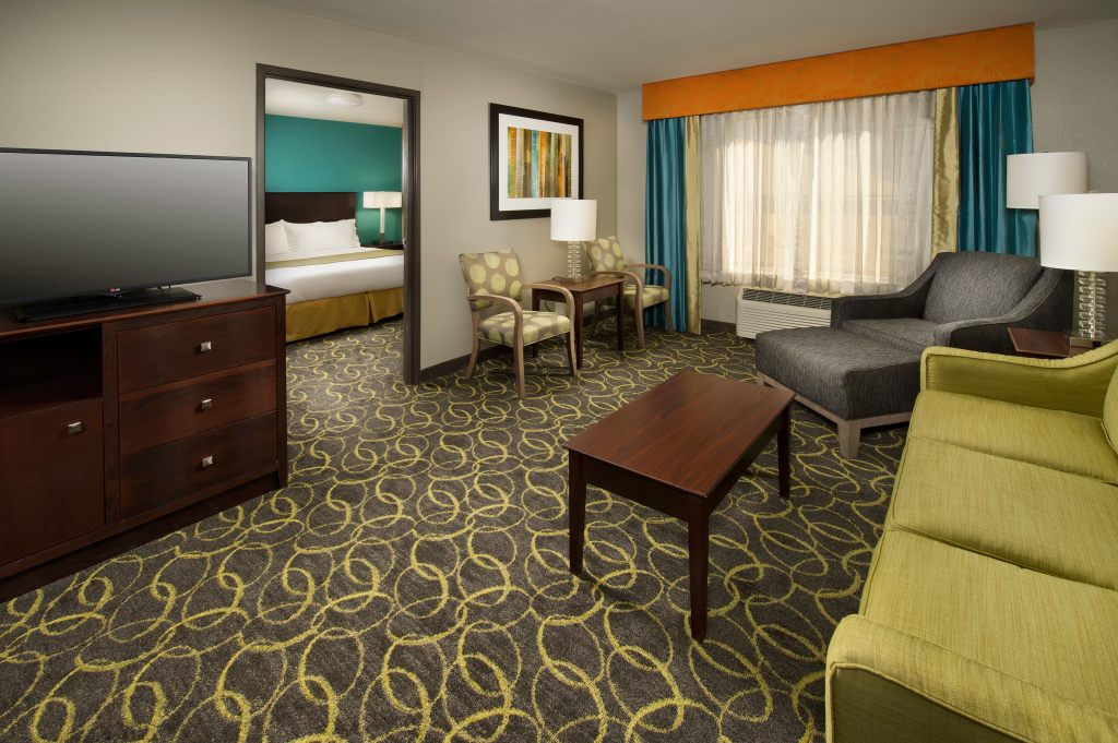 Holiday Inn Express & Suites DFW Airport - Grapevine, TX 76051 near Dallas-fort Worth International Airport View Point 2