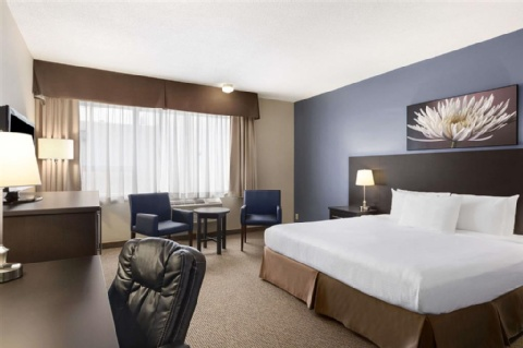 Days Inn by Wyndham Montreal Airport Conference Centre, QC PQ H4S 1C8 near Montreal-Pierre Elliott Trudeau Int. Airport View Point 2