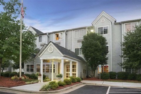Microtel Inn & Suites by Wyndham Charlotte Airport, NC 28208 near Charlotte/douglas International Airport View Point 1