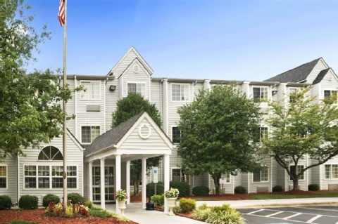 Microtel Inn & Suites by Wyndham Charlotte Airport, NC 28208 near Charlotte/douglas International Airport View Point 12