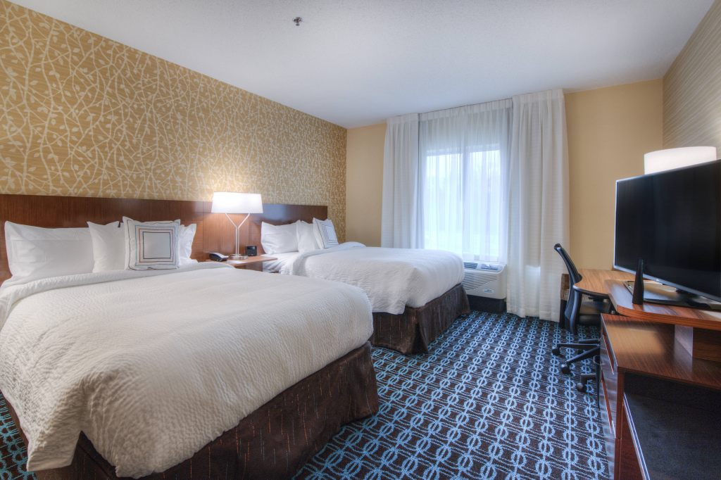 Fairfield Inn & Suites by Marriott Charlotte Airport, NC 28217 near Charlotte/douglas International Airport View Point 11