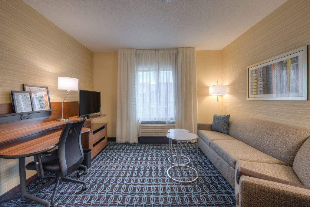 Fairfield Inn & Suites by Marriott Charlotte Airport, NC 28217 near Charlotte/douglas International Airport View Point 6
